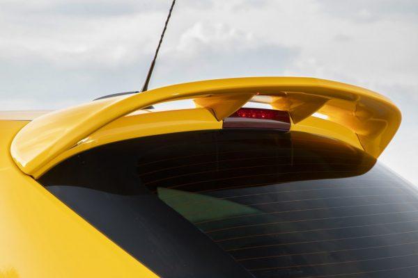 Heckspoiler des Opel Corsa GSi