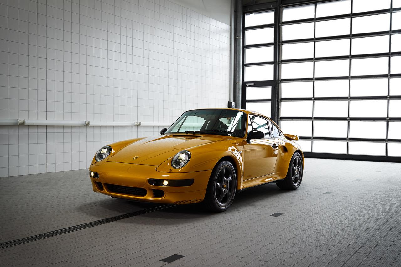 Der Porsche 911 Turbo des Typs 993 - Der letzte seiner Art