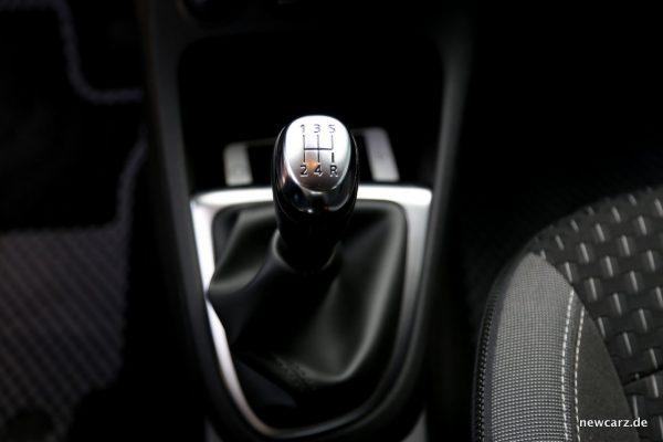 Renault Captur Schaltgetriebe