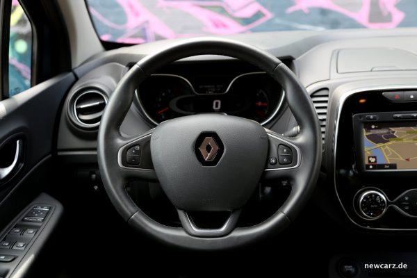 Renault Captur Lenkrad