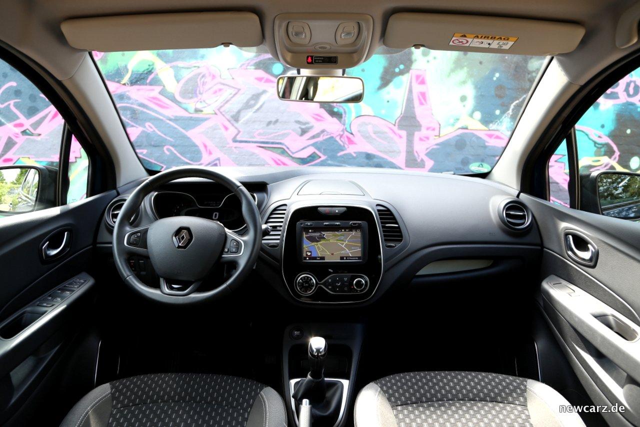 Renault Captur - Aufgefrischtes Lifestyle-SUV - NewCarz.de
