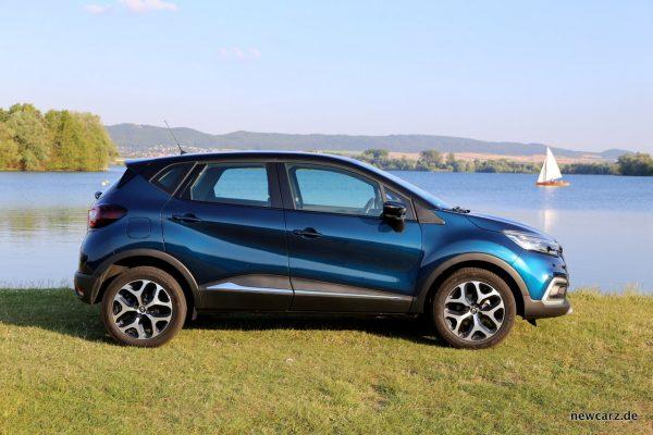 Renault Captur Seitenansicht