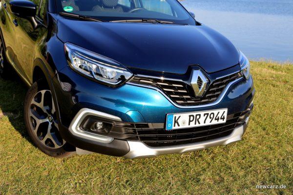 Renault Captur Frontansicht