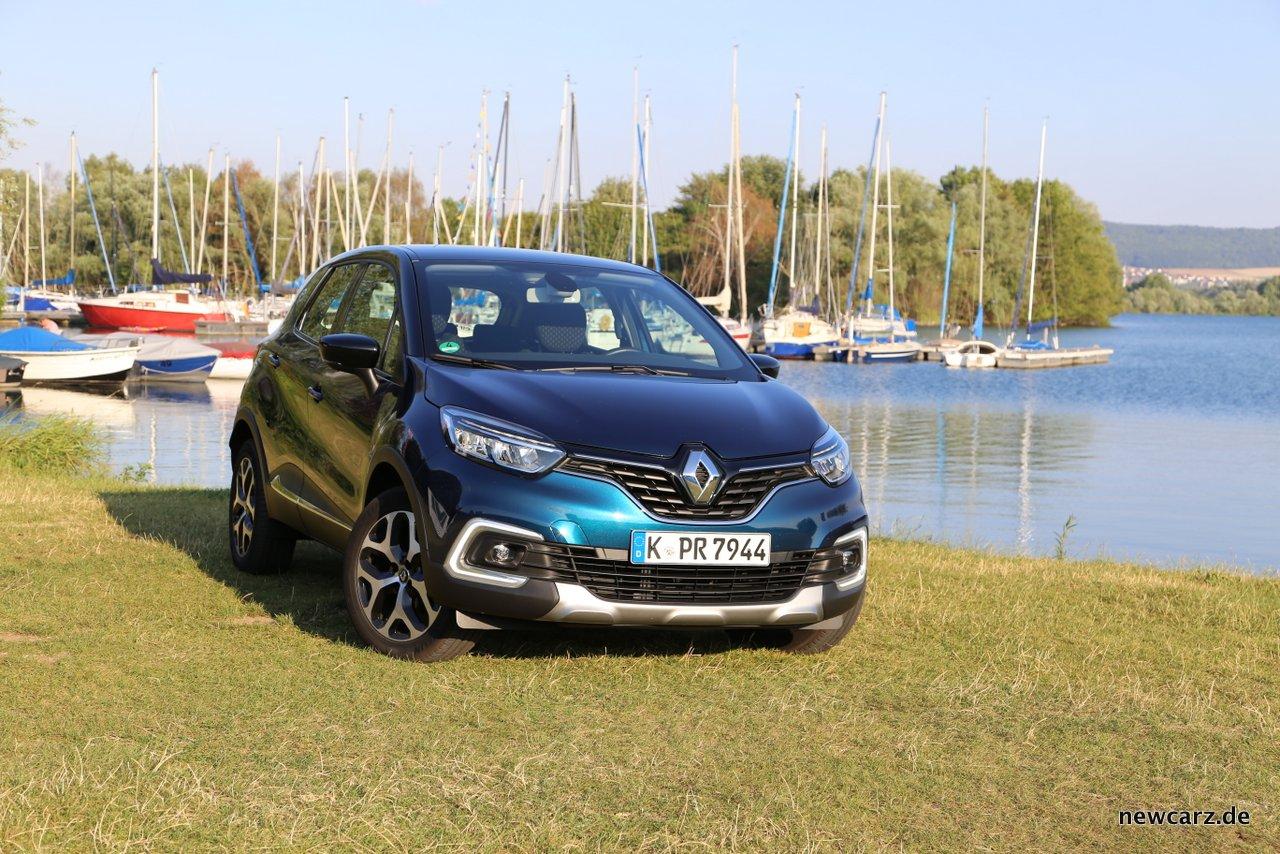 Renault Captur ENERGY TCe 90 Front