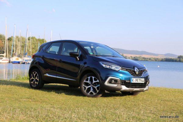 Renault Captur TCe 90 Front Seite