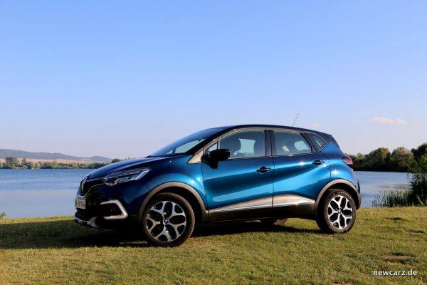 Renault Captur Seite