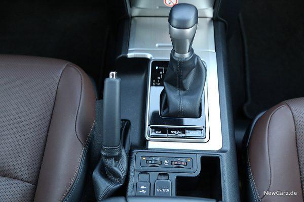 Toyota Land Cruiser Schaltknauf