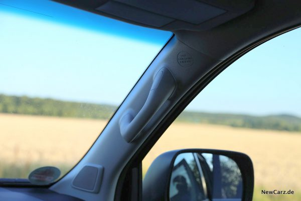 Toyota Land Cruiser Haltegriff