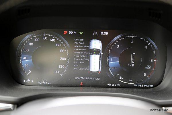 Volvo XC60 Check up