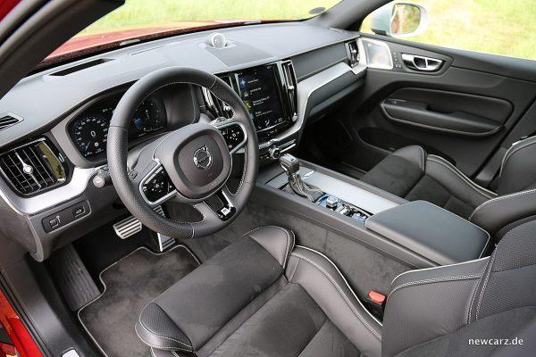 Volvo XC60 Vordersitze