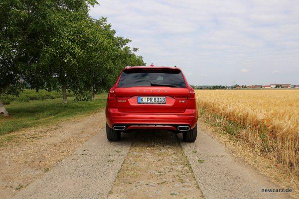 Volvo XC60 Heck