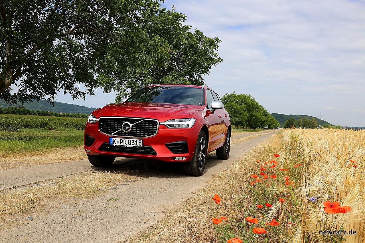 Volvo xc60 skandinavisches designobjekt newcarz.de