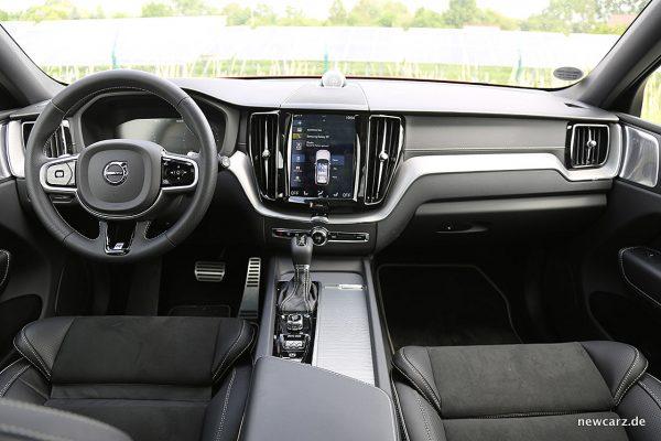 Volvo XC60 Instrumententafel