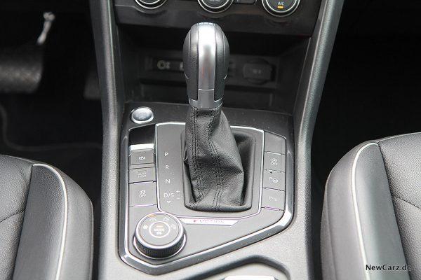 VW Tiguan Allspace DSG Knauf