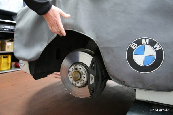 BMW 730d xDrive Bremsen