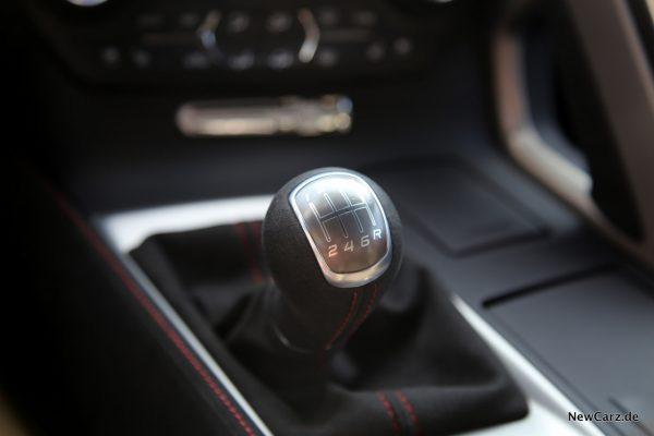 Corvette C7 Handschalter