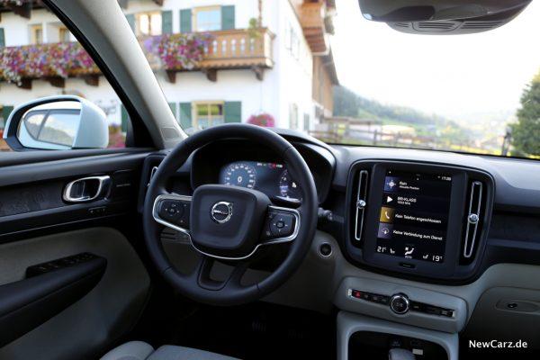 Volvo XC40 T3 Interieur