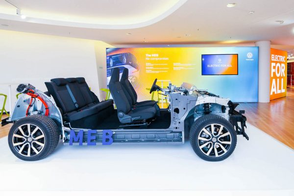 Volkswagen MEB Plattform