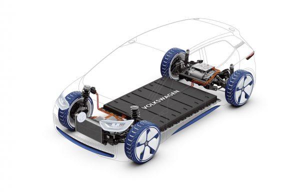 Volkswagen MEB Batterie