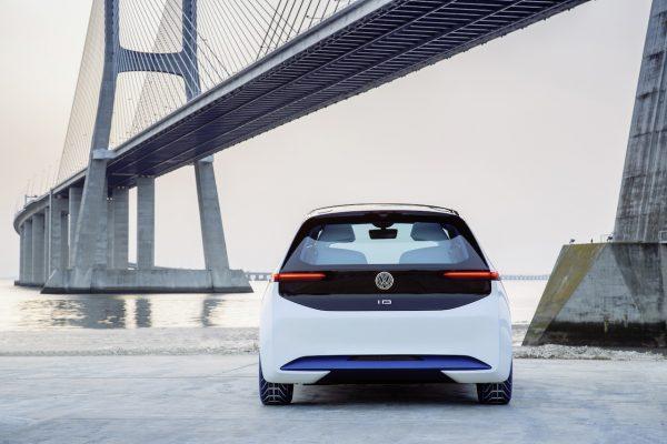 VW ID Kompaktfahrzeug