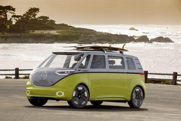 VW ID Buzz Konzept Studie