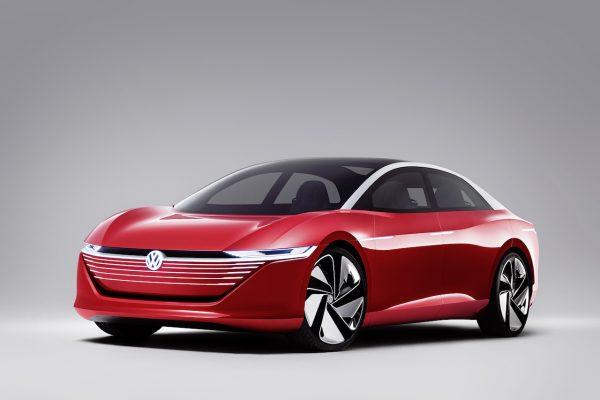 Volkswagen ID Vizzion Konzept Studie