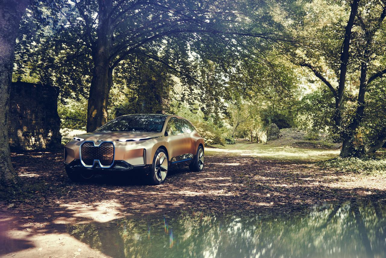 BMW Vision iNext - Ein neues Zeitalter bricht an