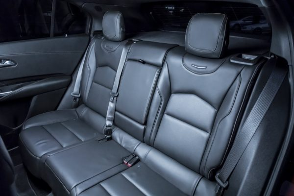 Fond des Cadillac XT4