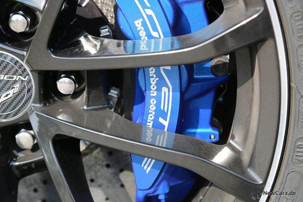 Corvette C7 Grand Sport Carbon 65 Brembozange