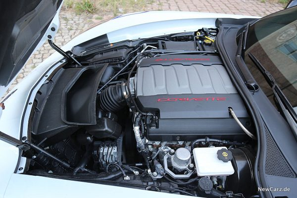 Corvette C7 Grand Sport Carbon 65 Motor