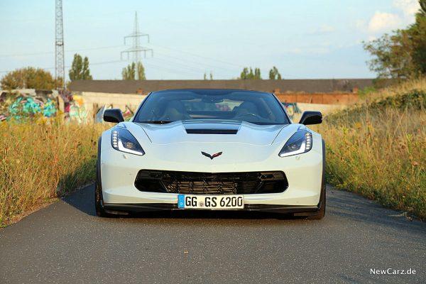 Corvette C7 Grand Sport Carbon 65 Front