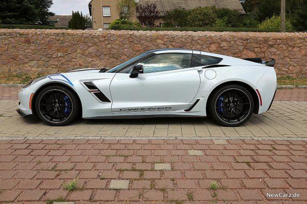 Corvette C7 Grand Sport Carbon 65 geschlossen