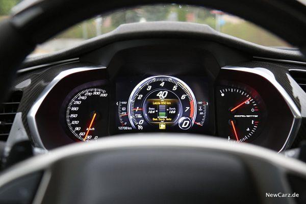 Corvette C7 Grand Sport Carbon 65 Verbrauch