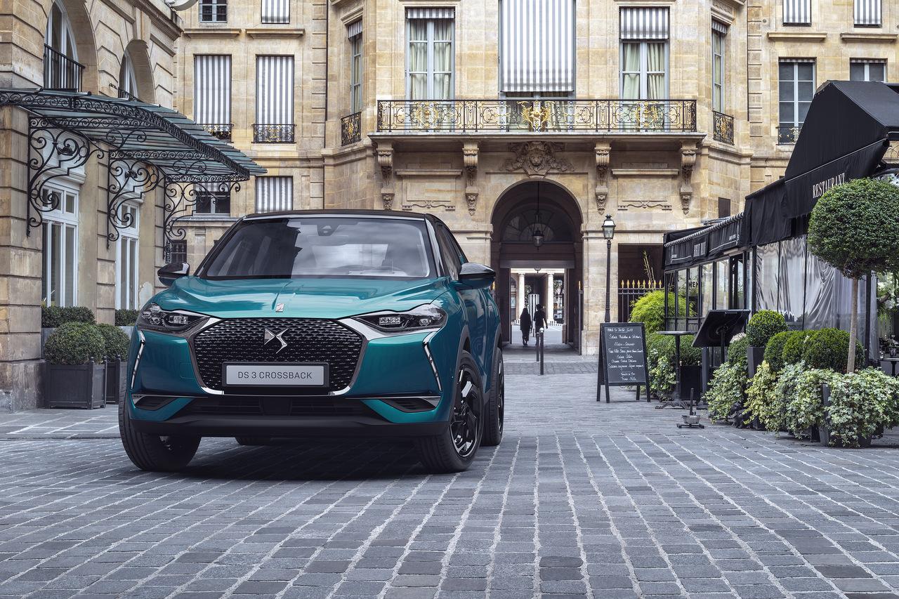 DS Automobiles blickt in eine elektrifizierende Zukunft mit dem DS 3 Crossback