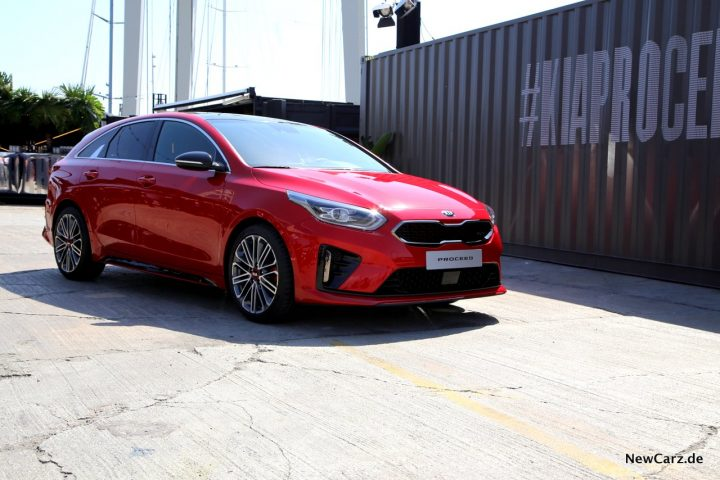 Kia ProCeed Weltpremiere