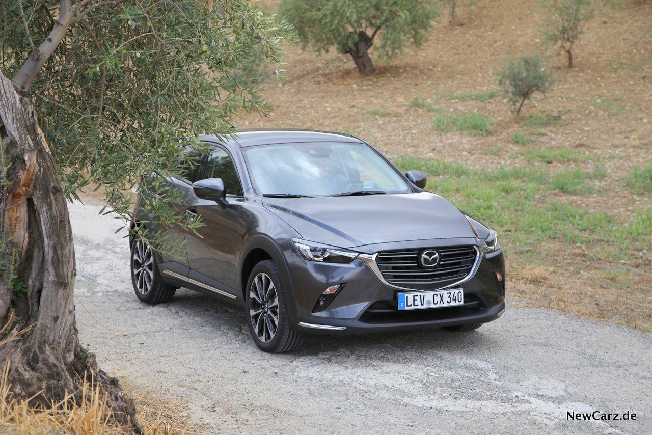Mazda XC-3 neue Generation