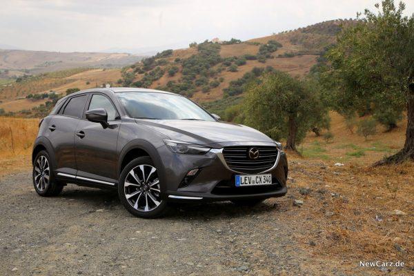 Mazda CX-3 neue Generation