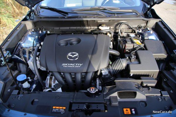 Mazda CX-3 SKYACTIV-G 121 FWD