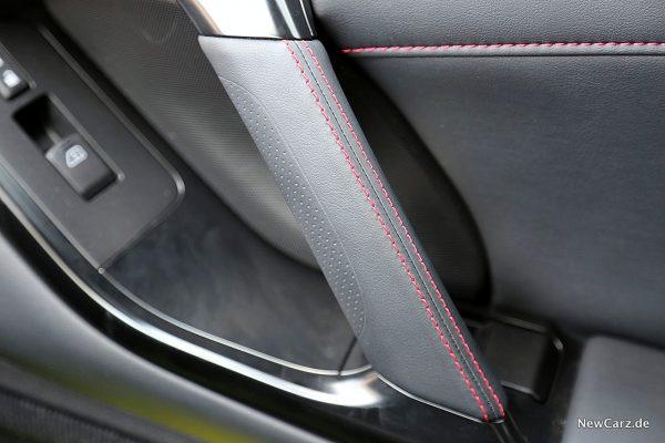 Nissan GT-R Track Edition Haltegriff Beifahrertür