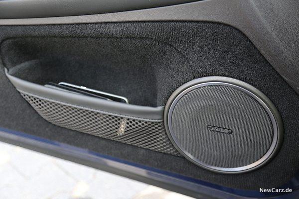 Nissan GT-R Track Edition Türlautsprecher