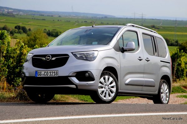 Opel Combo Life Turbodiesel