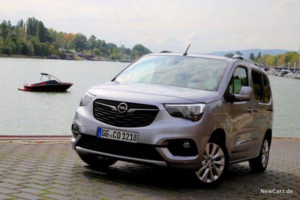 Opel Combo Life Vorderansicht