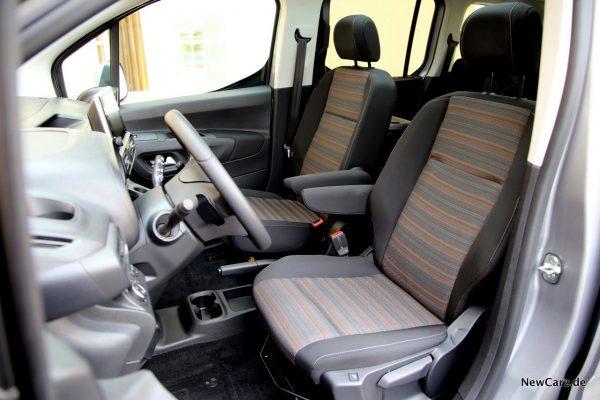 Opel Combo Innenraum