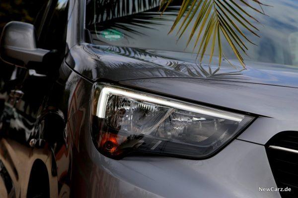 Opel Combo Innovation LED-Tagfahrlicht