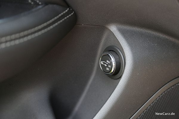 Opel Insignia Country Tourer Heckklappensteuerung