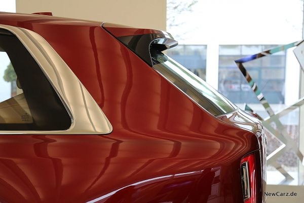 Rolls-Royce Cullinan C-Säule