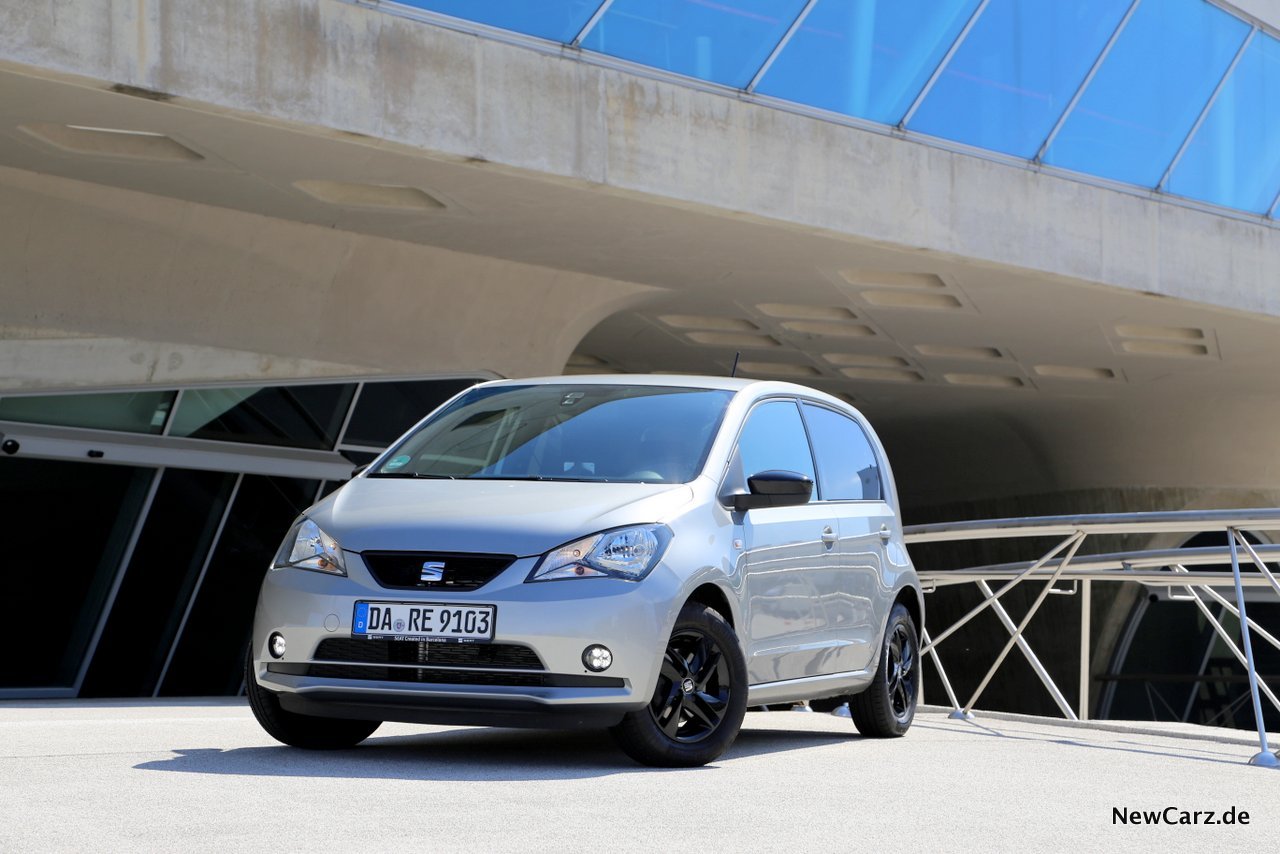 seat mii ecofuel sparsamer citygef hrte. Black Bedroom Furniture Sets. Home Design Ideas