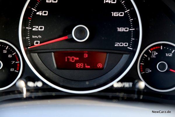 Seat Mii Ecofuel Reichweite 2