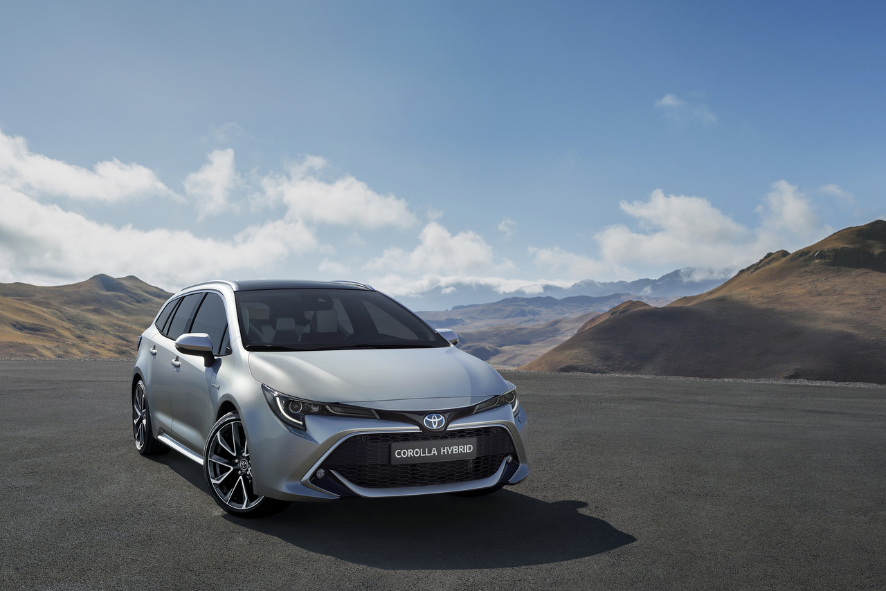 Der neue Toyota Corolla Touring Sports