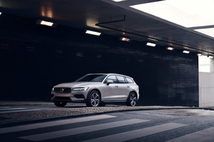 Der neue Allroad-Kombi Volvo V60 Cross Country
